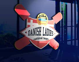 #33 for Build me a logo for the national danish ladies canoepolo team by midouu84