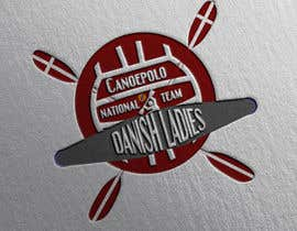 #38 for Build me a logo for the national danish ladies canoepolo team by midouu84