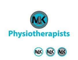 Nro 81 kilpailuun Design a logo for Physiotherapy practice käyttäjältä mk45820493