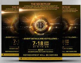 #22 for Design an Invitation Card for a Cryptocurrency Event by satishandsurabhi
