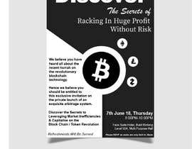 #20 for Design an Invitation Card for a Cryptocurrency Event by reyanzaman