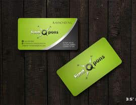 #33 dla Business Card Design for FindQpons.com przez kinghridoy