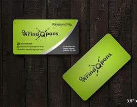 #27 dla Business Card Design for FindQpons.com przez kinghridoy