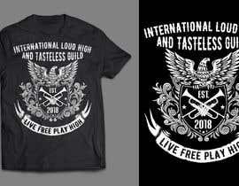 nº 20 pour Design a T-Shirt par shrabanty