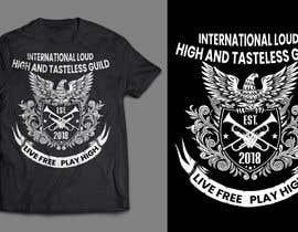 nº 36 pour Design a T-Shirt par shrabanty