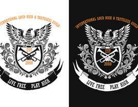 nº 8 pour Design a T-Shirt par RibonEliass
