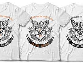 nº 11 pour Design a T-Shirt par RibonEliass