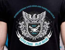 nº 30 pour Design a T-Shirt par RazzakRazz