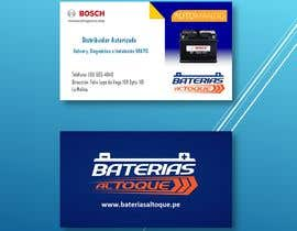 #26 for Diseño de tarjeta de presentación de empresa by jdmorillo
