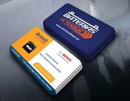 #19 for Diseño de tarjeta de presentación de empresa by Kajol2322