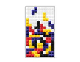 #10 for Design a poster - tetris by gsb666