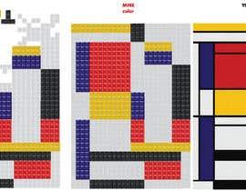#18 for Design a poster - tetris by littlenaka