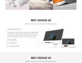 #12 for Photoshop design for a finance website by alifffrasel