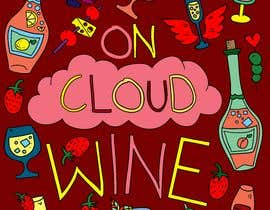 #11 for On Cloud Wine Coloring Book Covers af ashleylytle13