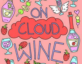 #42 for On Cloud Wine Coloring Book Covers by eddie0537
