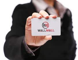 #157 for WallMall - Logo Restyling by raihankobir711