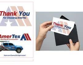 #3 untuk Design Thank You Cards oleh atomicawarren