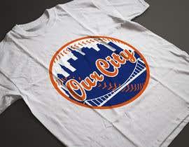 manuelameurer tarafından Design a T-Shirt for Baseball Fan için no 1