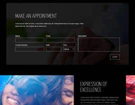 #12 dla Design a website Landing page przez mdhamid442831