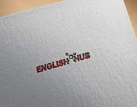 graphicground tarafından English Hub Logo Contest için no 734