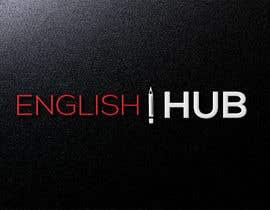AsmaTanha tarafından English Hub Logo Contest için no 712