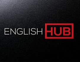 AsmaTanha tarafından English Hub Logo Contest için no 714