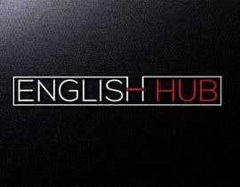 AsmaTanha tarafından English Hub Logo Contest için no 716