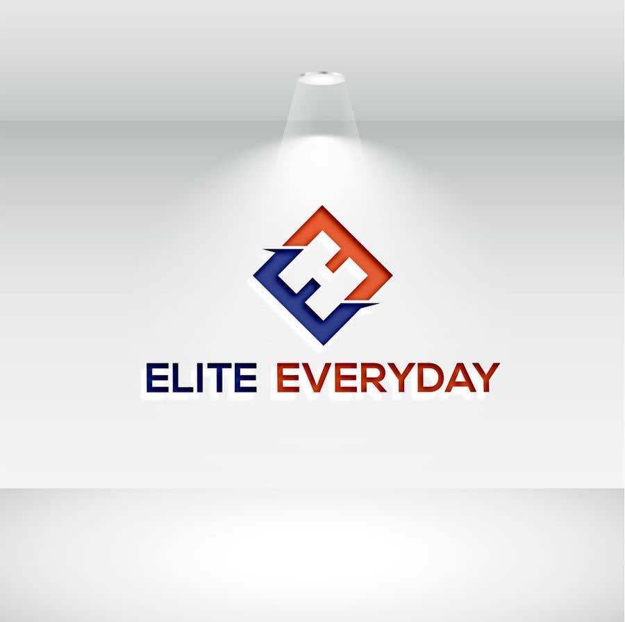 Penyertaan Peraduan #349 untuk Logo for Elite Everyday