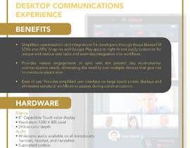 #5 สำหรับ New Product Marketing Flyer โดย anjusnav