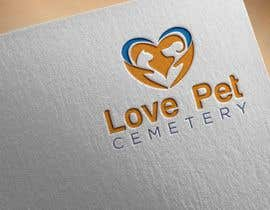 #139 for Design a Logo Love Pet Cemetery by DarkCode990
