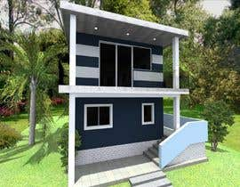 #12 untuk residential building external colour design (nautical theme) oleh ArqPortillo