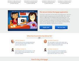 webidea12 tarafından Design a Website Mockup for Mortgage Broker: High End Design Required.  Home Page & Inner Page Design için no 4