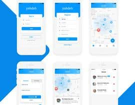 #17 for App design - Chat & Geolocation  Contest by DTSoftVN