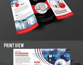 #23 for Design a Brochure - Water Filtration System by ankurrpipaliya
