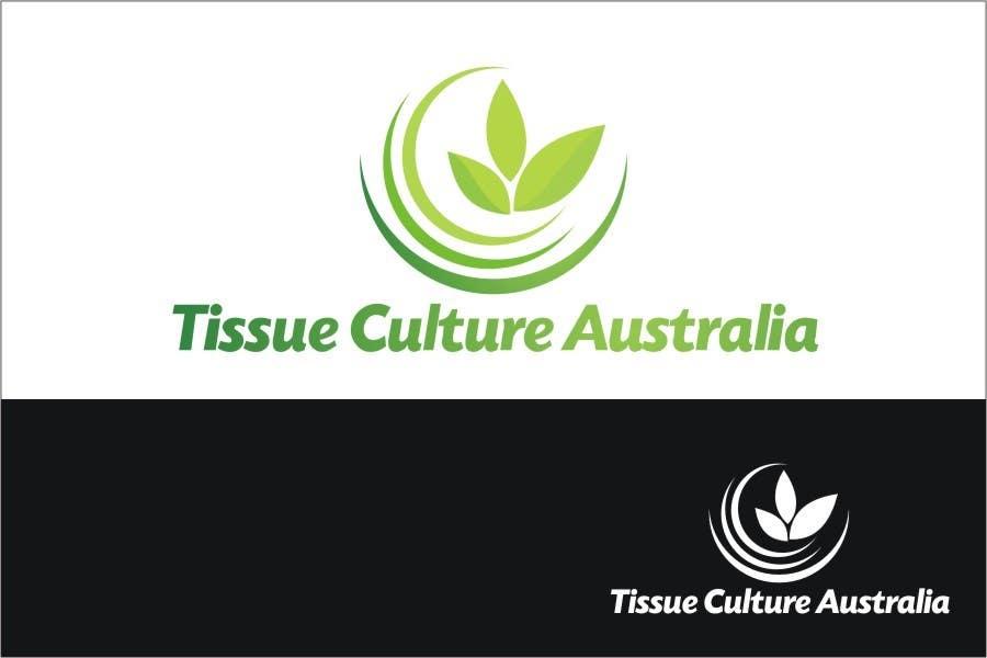 Kilpailutyö #122 kilpailussa Logo Design for Tissue Culture Australia