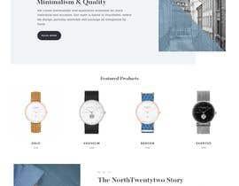 Nro 6 kilpailuun Design a new Responsive Website käyttäjältä Nuuhashahmed