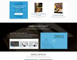 Nro 2 kilpailuun Design a new Responsive Website käyttäjältä sudpixel