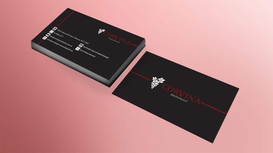 Konkurrenceindlæg #308 for Design some Business Cards