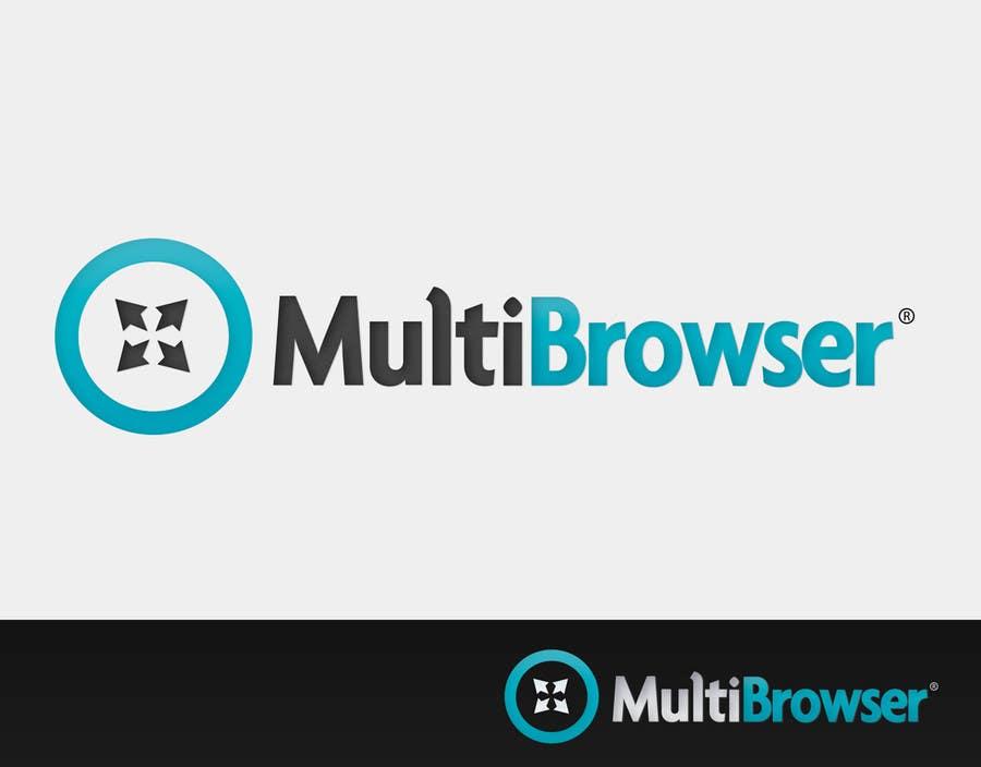 "#425 for Logo Design for ""MultiBrowser"" by floatpat"