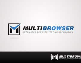 "nº 201 pour Logo Design for ""MultiBrowser"" par Anamh"