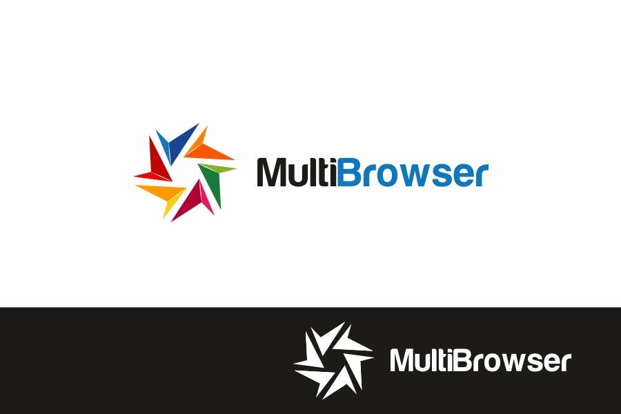 "#437 for Logo Design for ""MultiBrowser"" by ImArtist"