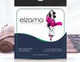#32 for Create a scarf packaging design. by sandeepstudio