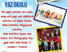 #27 для Design an Advertisement about Summer School for Preschoolers от sanaparchana8