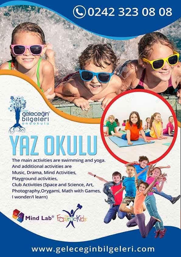 Конкурсная заявка №8 для Design an Advertisement about Summer School for Preschoolers