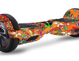 #13 for Hoverboard Kids Design by PlutusEnt