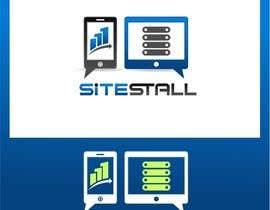 jummachangezi tarafından Logo Design for SiteStall - Web Hosting Business için no 142