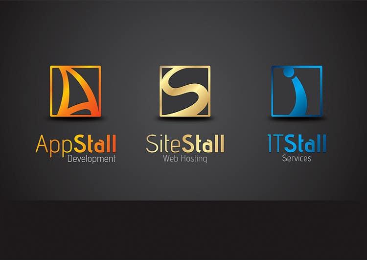 Konkurrenceindlæg #179 for Logo Design for SiteStall - Web Hosting Business