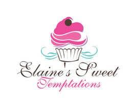 #49 untuk Design a Logo for Elaine's Sweet Temptations oleh webpixel