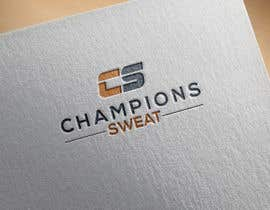 #636 for Design a Logo 'Champions Sweat' by sketcher16