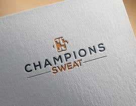 #639 for Design a Logo 'Champions Sweat' by sketcher16